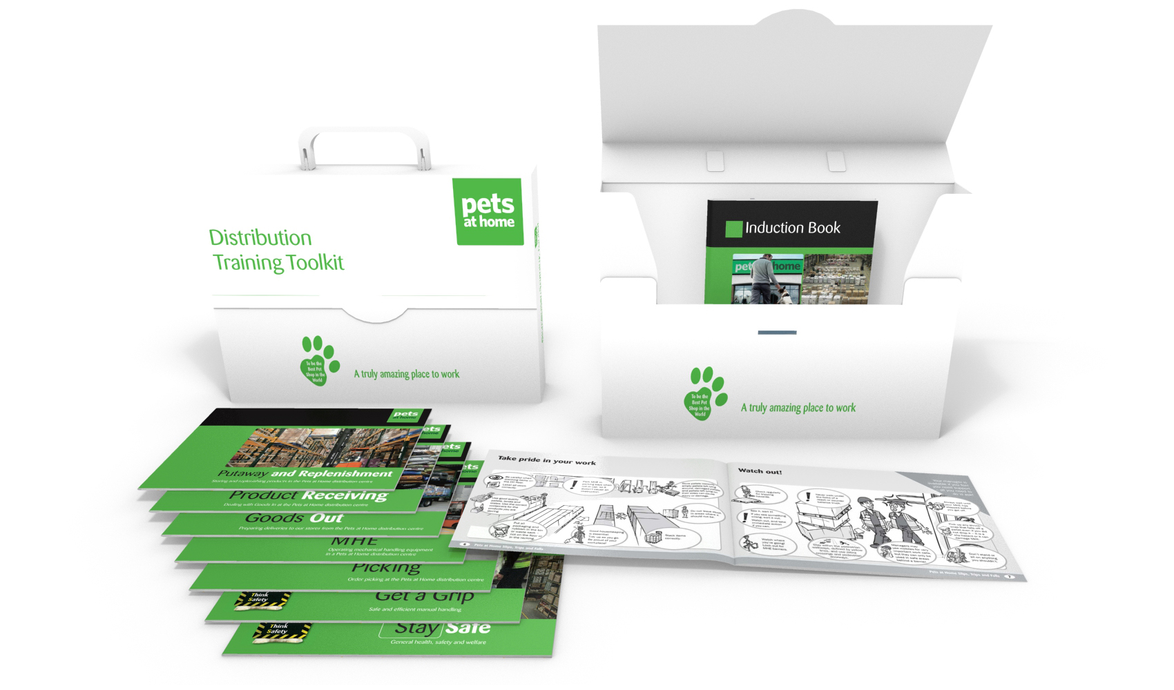 Pets at Home NDC Induction Toolkit