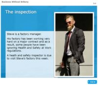 The inspection