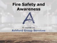 Fire Safety and Awareness