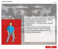 Manual Handling Welcome