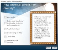 How can we all benefit from diversity?