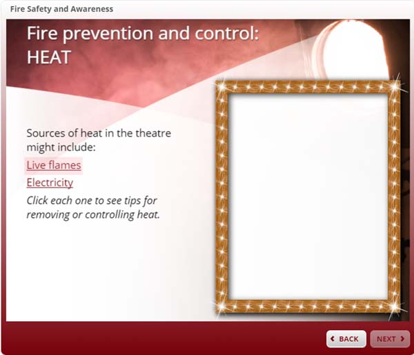 Fire prevention and control: HEAT